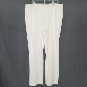 Lilly Pulitzer White Corduroy Jeans Size 40